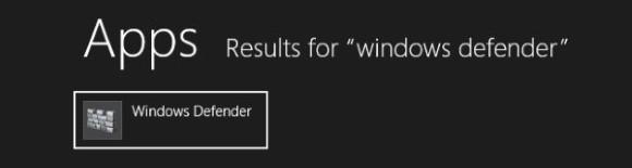 p6 Win8 Defender2 اسکن اتوماتیک فلش درایو ها توسط آنتی ویروس ویندوز 8